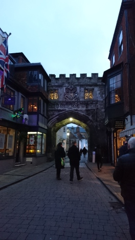 gothic places to visit in the UK