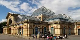 Ally Pally vintage and antiques fair